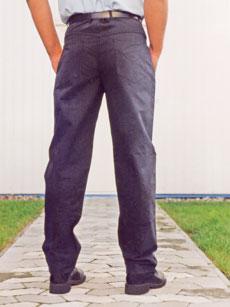 diensthose jeans dienstbekleidung justiz sachsen anhalt justizbekleidung. Black Bedroom Furniture Sets. Home Design Ideas
